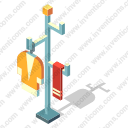Download Coat Rack Vector Icon Inventicons