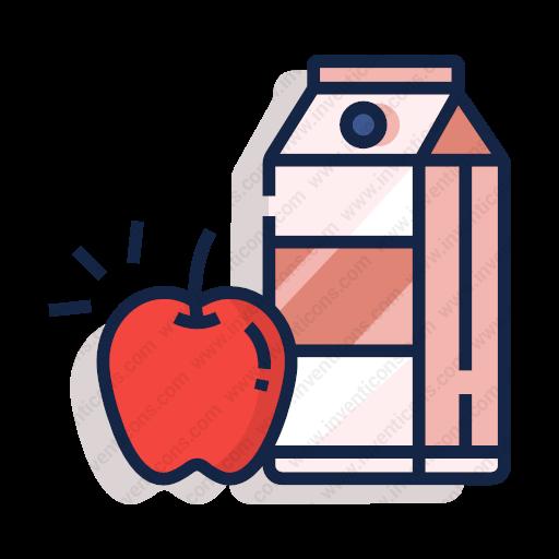 Download Healthy Food Vector Icon Inventicons