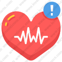high heart rate