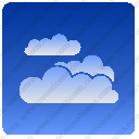 weather clouds cloudy conditionsvg