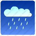 weather rain cloud conditionsvg