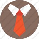 Business professional tie Necktie
