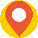 Gps location navigation placeholder