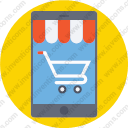 Online shopping Commerce Cart