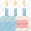 cake birthday birthdayparty foodrestaurant birthdaycake candle bakery