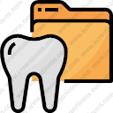 filesfolders healthcare dental dentist records files medical