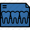 healthcare frontdental caries X ray dental dentist