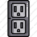 Miscellaneous electrical plug in electrical plug and socket relationship technology