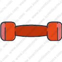 Sports Dumbbell gym weight