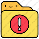 Download Exclamation Mark Vector Icon Inventicons