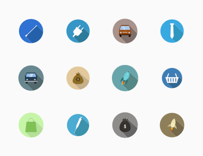 miscellaneous icon set