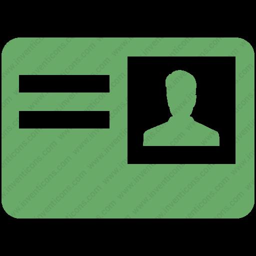 Download card,id,id card,identity,identity card icon | Inventicons