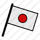 Download Japan Flag Vector Icon Inventicons