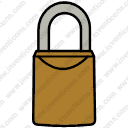 Alike Keyed Padlock