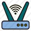 Internet of thing wifi router