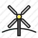 ecology nature eco green wind turbine
