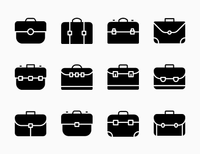 Collection of Briefcase