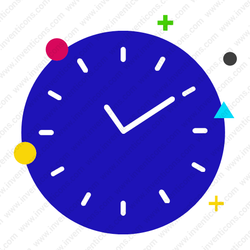 Download clock,hour,minute,time,watch ,timer icon | Inventicons