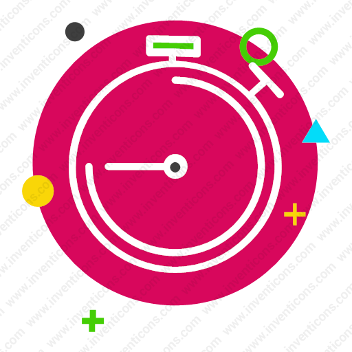 download backup clock counter minute stopwatch icon inventicons
