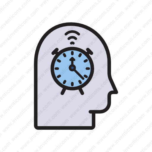 Download Time Management Vector Icon Inventicons