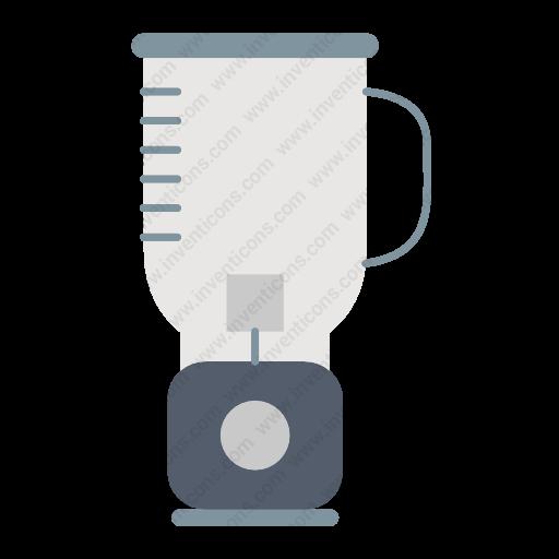 Download Mixeramericano Coffee Kitchen Appliance Kitchenware Icon Inventicons