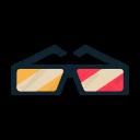 Download 3d Glasses Vector Icon Inventicons