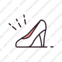 Women Shoe Phing