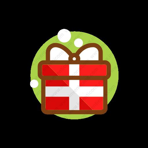Download Gift Box Vector Icon Inventicons