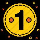 Download Coin Vector Icon Inventicons