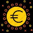 Download Euro Coin Vector Icon Inventicons
