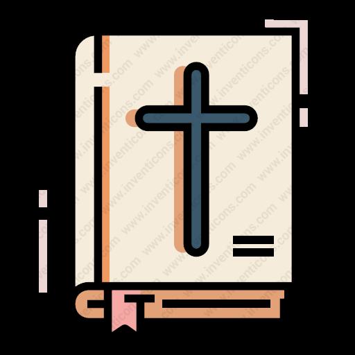 Download bible icon | Inventicons