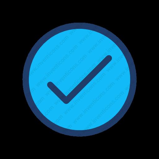 Download checkmark,approve icon | Inventicons