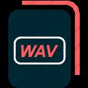 Download Wav Vector Icon Inventicons