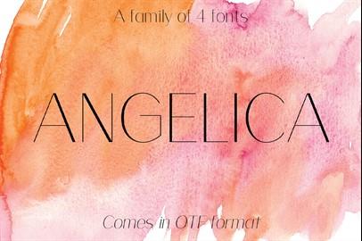 ANNABELLE Typeface: A Modern Sans Serif Font