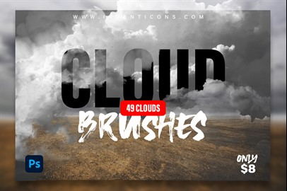 49 Cloud Brushes