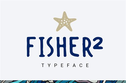Fisher2 Typeface