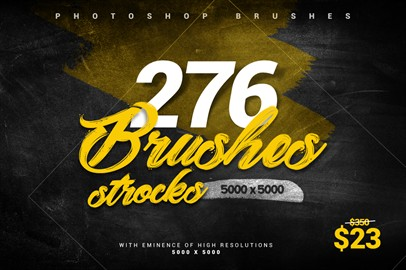 276 Brushes Strocks